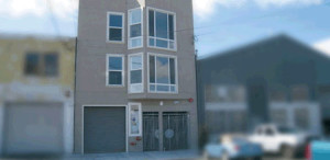 Commercial Property in San Francisco's Bayview District